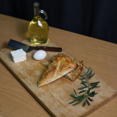 Pie with Feta